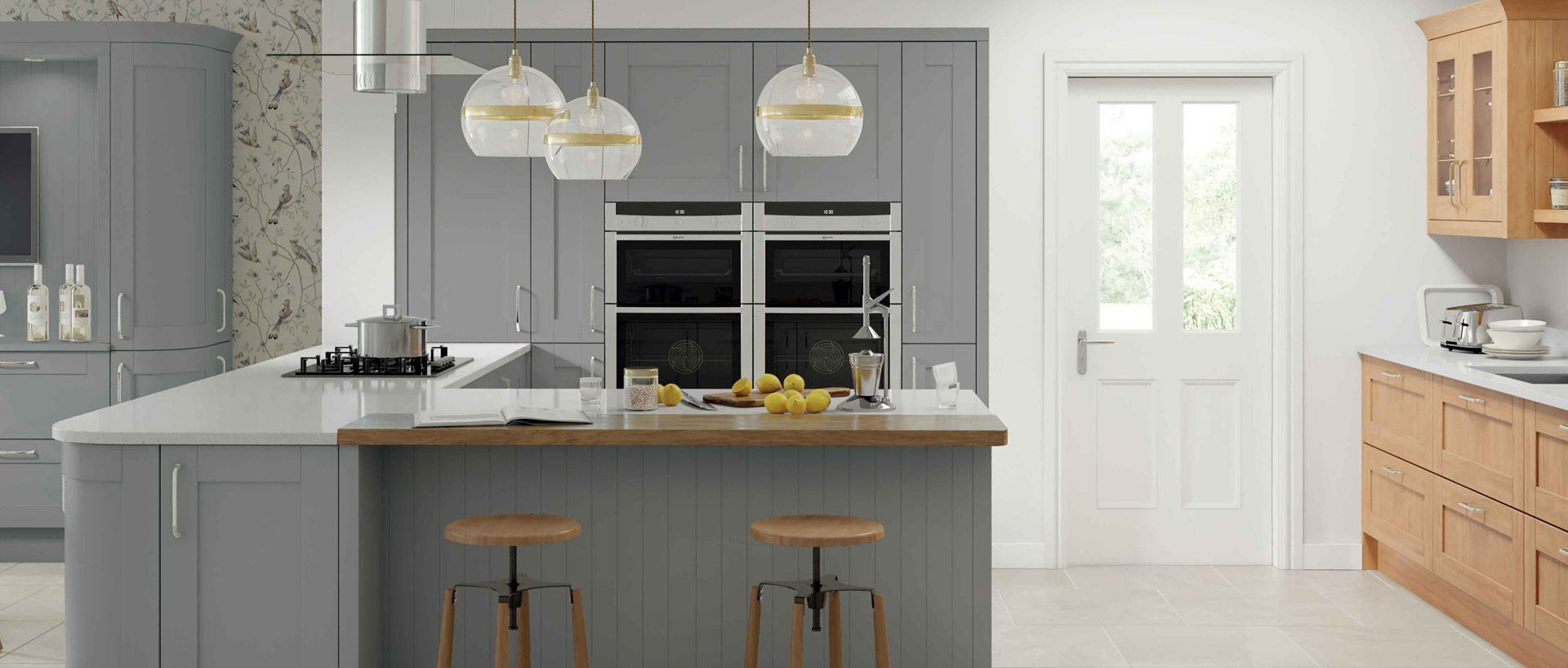 Modern Traditional Contemporary Affordable Kitchens In Sheffield